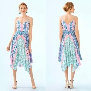Lilly Pulitzer Harmonee Dress in Multi Say My Name